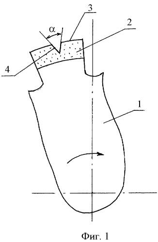 Алмазный сегментный отрезной круг
