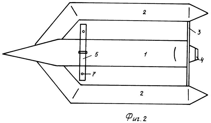 Надувная лодка (варианты)