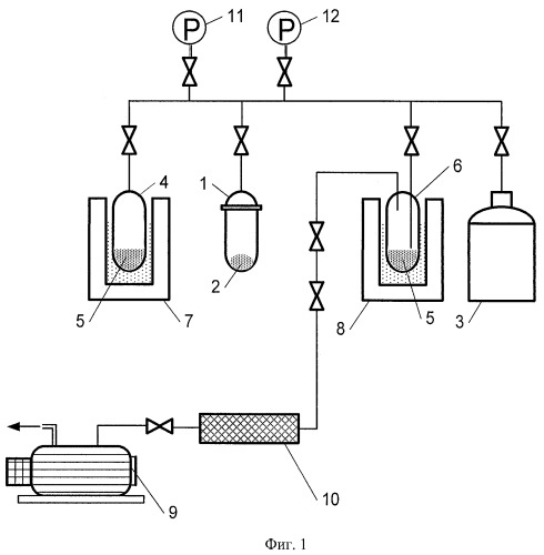 Способ получения терморасширяющегося соединения на основе графита