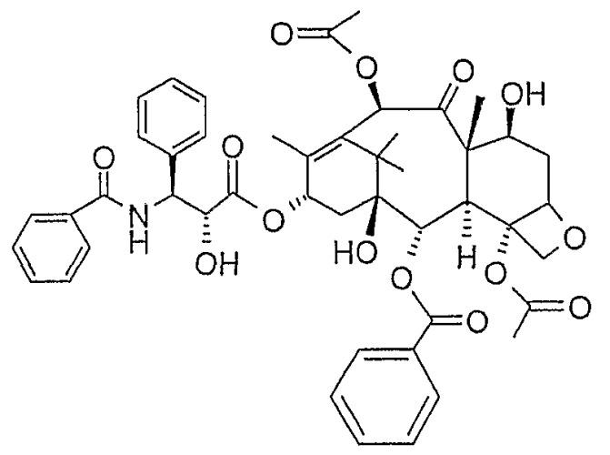 Производные таксола с противоопухолевой активностью