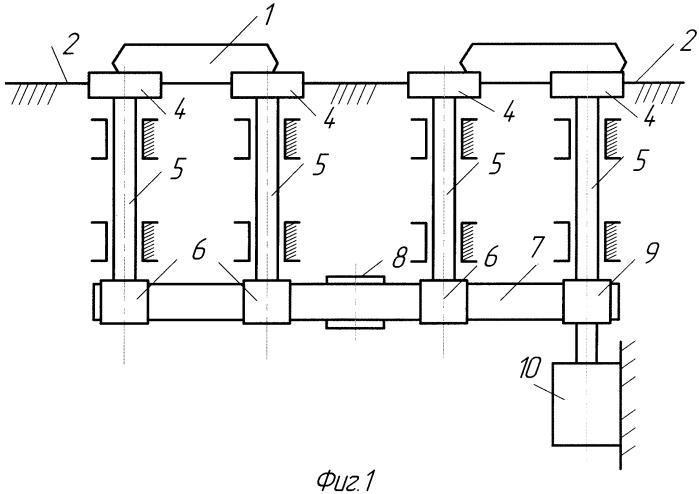 Устройство для прокладывания уточной нити на лентоткацком станке