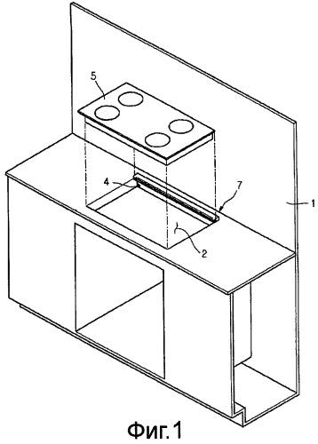 Встроенная электроплита