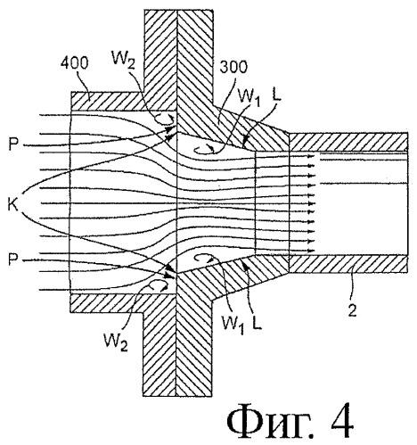 Измерительная система для среды, протекающей в технологическом трубопроводе