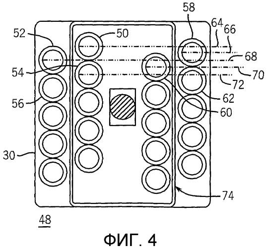 Система и способ контроля трубопроводов импульсными вихревыми токами