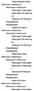 Спецификация xml для электронного обмена данными