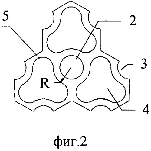 Опорная решетка для тепловыделяющей сборки ядерного реактора