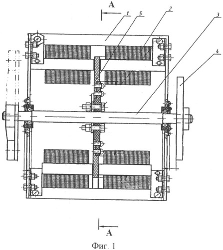 Привод токоразъединителя контактной сети железной дороги
