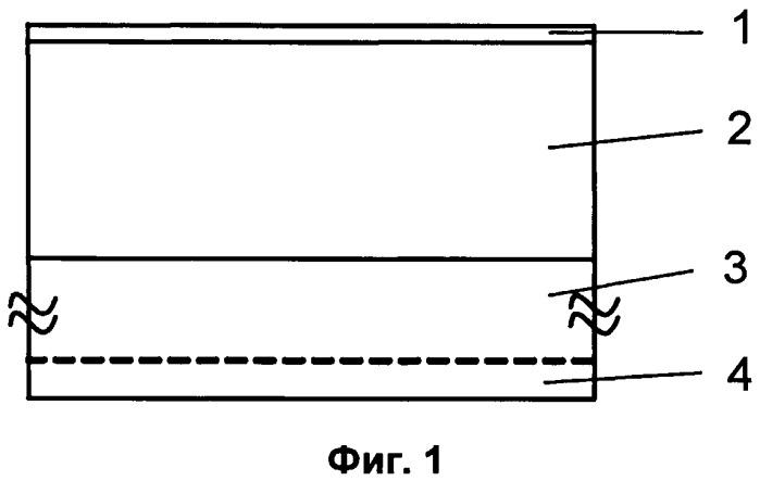 Способ получения чипов солнечных фотоэлементов