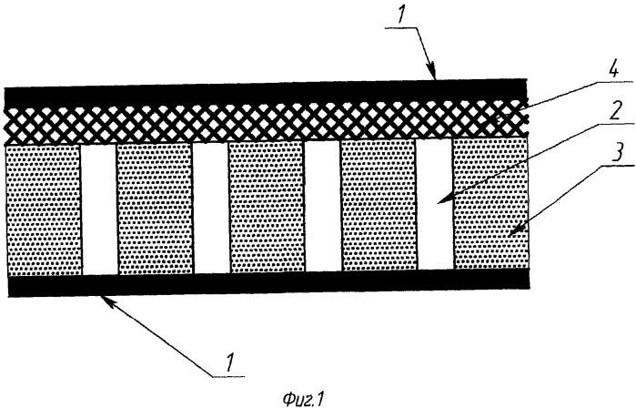 Радиопрозрачное укрытие для антенн, способ его изготовления и крепления