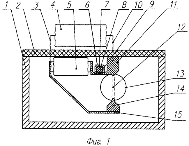 Импульсно-периодический те-лазер