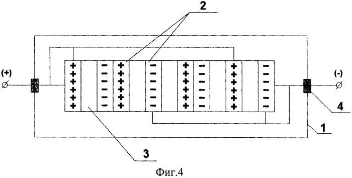Статический генератор электрической энергии
