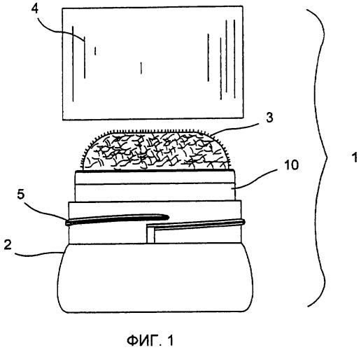 Устройство упаковки и аппликатора