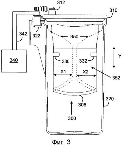 Устройство для отвода жидкости, мешок и способ отвода жидкости у пациента