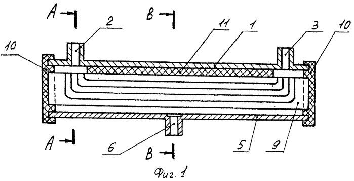Способ изготовления мембранного модуля тангенциального фильтрования