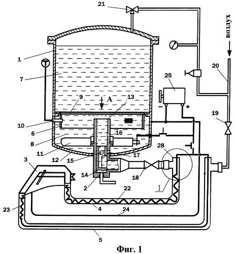 Устройство для нагрева и нанесения защитного материала