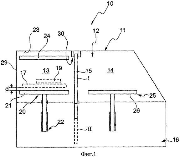 Способ и устройство для термической обработки деталей при получении соединения между припоем и служащей подложкой для припоя деталью