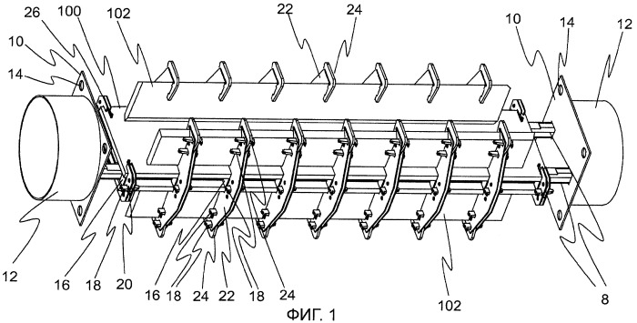 Способ и сварочный стапель для сварки листовых конструкций