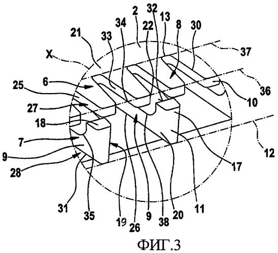 Режущее устройство для стрижки волос