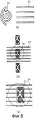 Микрооптическая пленочная структура, которая индивидуально или совместно с защищенным документом или ярлыком проецирует изображения, пространственно скоординированные со статическими изображениями и/или другими проецируемыми изображениями