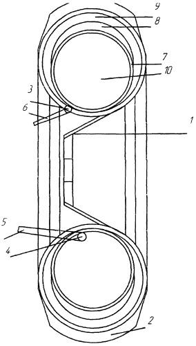 Способ повышения надежности пневматической шины и устройство для его осуществления
