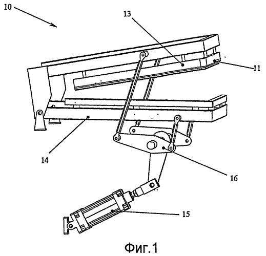 Упаковочная машина, снабженная независимыми режущими и сварочными стержнями