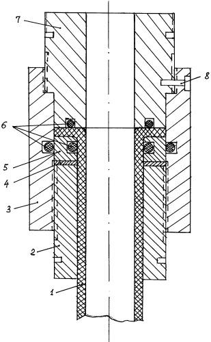 Устройство для подвески специальной длинномерной пластиковой трубы