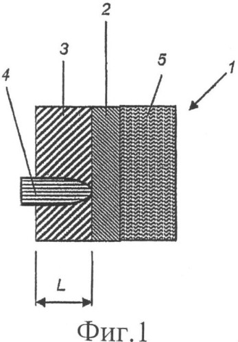 Пуленепробиваемая структура