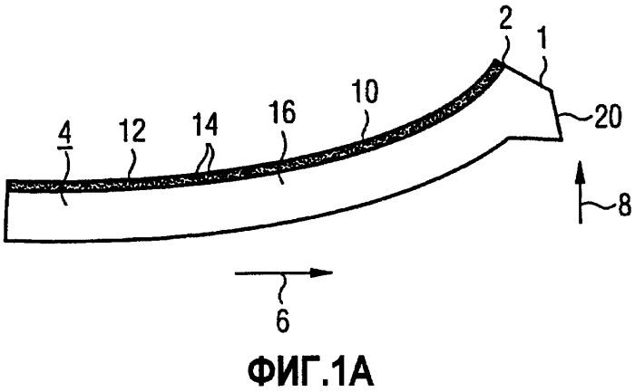 Миниатюризованный пружинный элемент и способ его изготовления