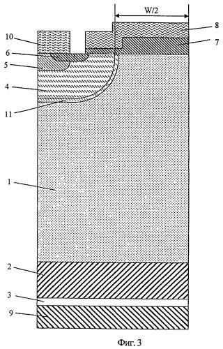 Способ изготовления высоковольтного биполярного транзистора с изолированным затвором