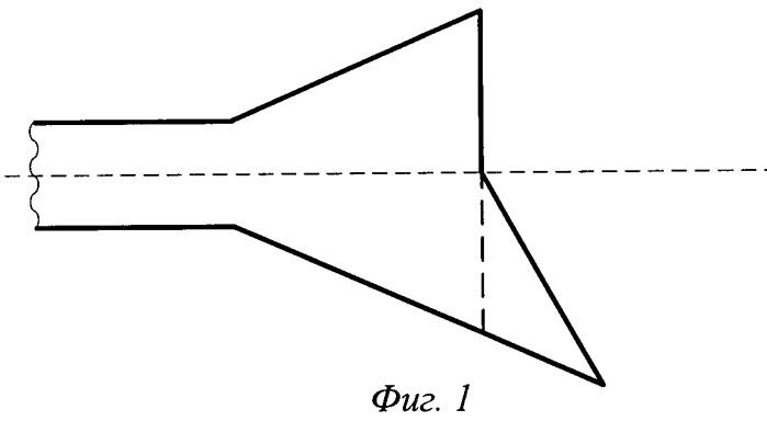 Осесимметричная зеркальная антенна