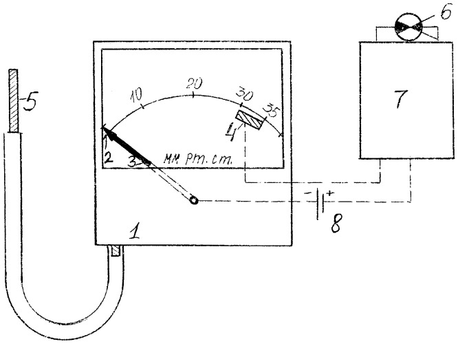 Устройство для повышения воздушного давления в гортани при проведении пробы вальсальвы