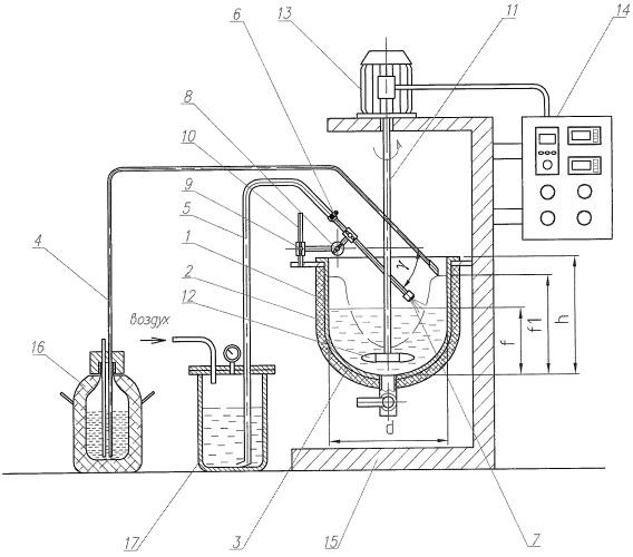 Устройство для криогенного гранулирования растворов и суспензий