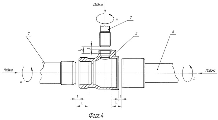 Способ механической обработки корпусов латунной трубопроводной арматуры
