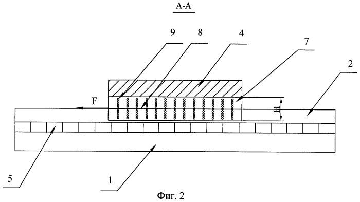 Модуль перемещения координатного устройства