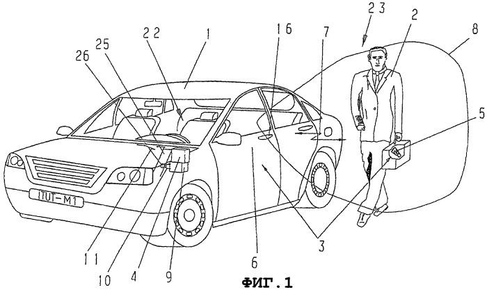 Электрическое блокирующее устройство рулевого механизма, в частности, для автомобиля
