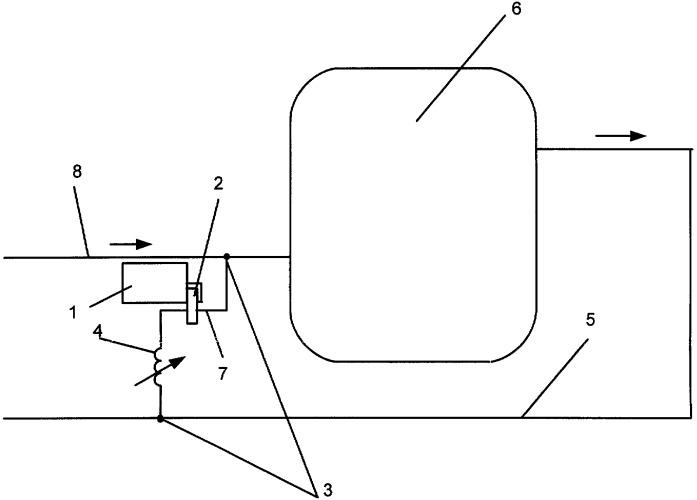 Устройство для обработки воды радиочастотными сигналами