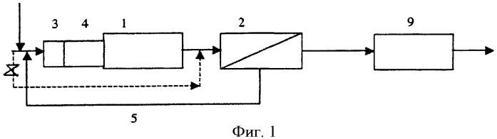 Способ и установка для обработки воды