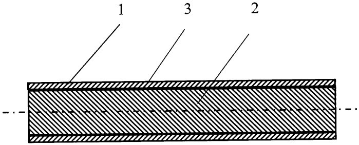 Детонирующий шнур и способ его изготовления