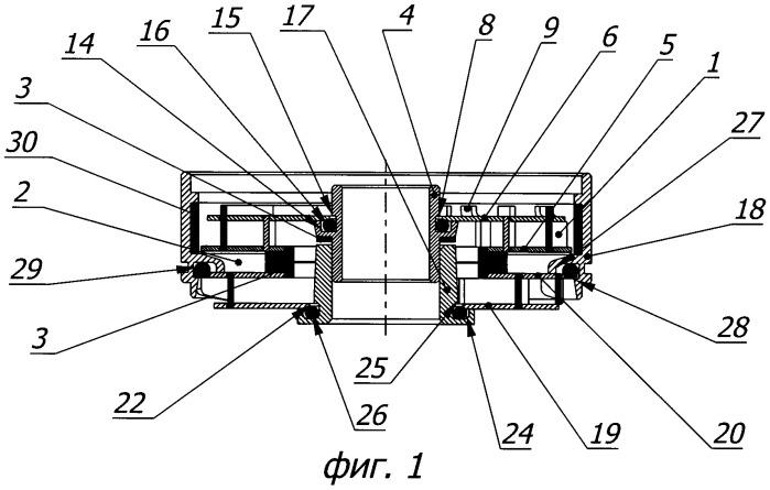 Ступень центробежного скважинного многоступенчатого насоса (варианты)