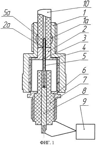 Устройство для инициирования ударно-волновой трубки и электродетонаторов с выносным исполнительным элементом