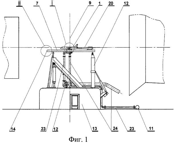 Способ аэродинамических испытаний модели летательного аппарата и стенд для его осуществления