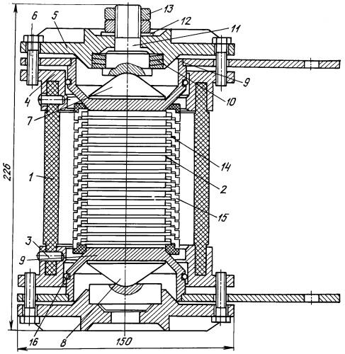 Высоковольтный полупроводниковый коммутатор тока