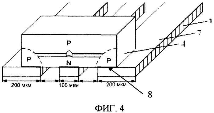 Полупроводниковый лазерный излучатель с полосой модуляции в свч-диапазоне