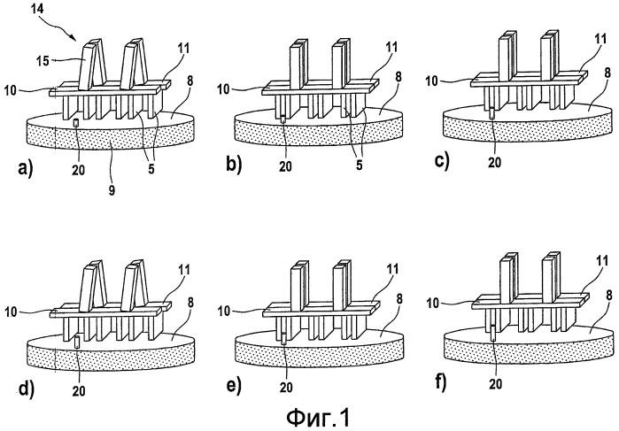 Способ косметического удаления волос на теле человека, а также устройство для удаления волос