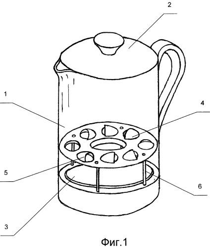 Устройство для кипячения воды