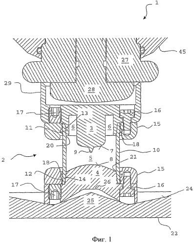 Устройство для электродинамической фрагментации образцов