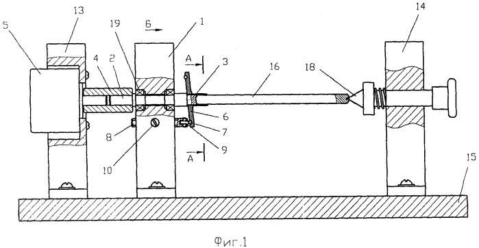 Устройство для намотки спиральных пружин