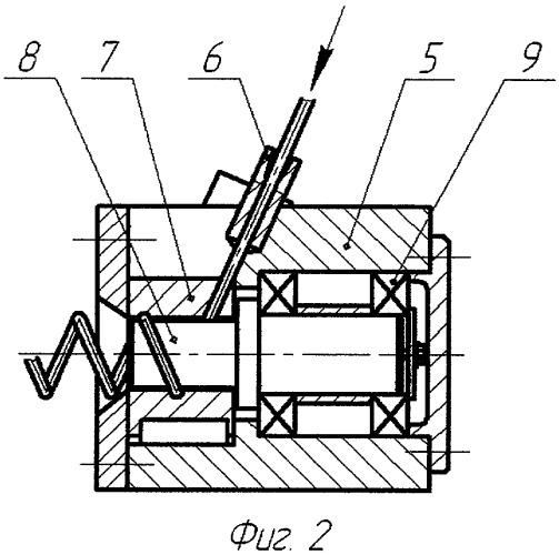 Устройство для навивки винтовой спирали
