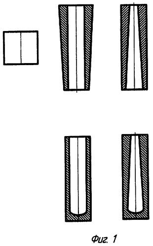 Способ получения изделий типа втулок