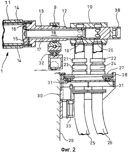 Двухвалковая литейная машина и способ изготовления тонкой литой полосы